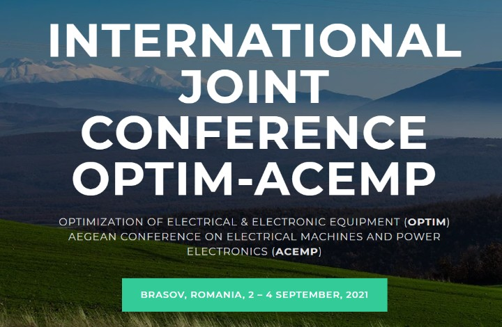 INTERNATIONAL JOINT CONFERENCE OPTIM-ACEMP